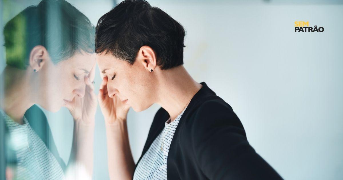 Como controlar a ansiedade no trabalho